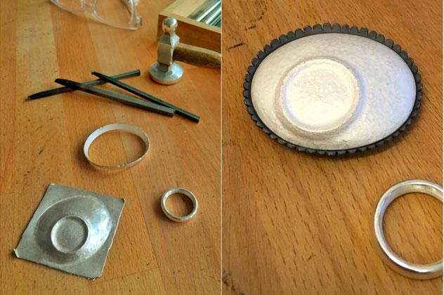 Ein Ring … ein Gefäß …